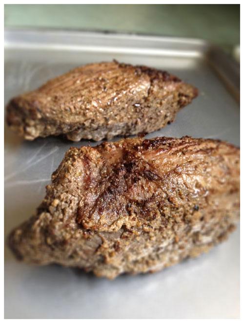 Beef Tenderloin Roast, Photo by Jenny MacBeth