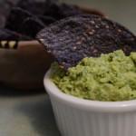 guacamole, photo by Jenny MacBeth