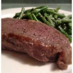 NY Strip Steak, Photo by Jenny MacBeth