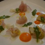 Yellow Tail Crudo, Photo by Glen Green