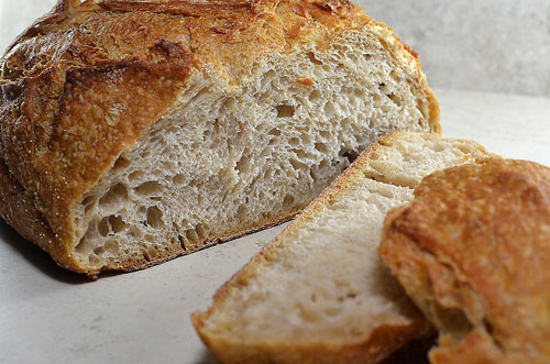 Pain de Campagne, photo by Jenny MacBeth