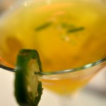 jalapeno martini, photo by glen green
