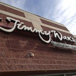 entrance to jimmy wan's